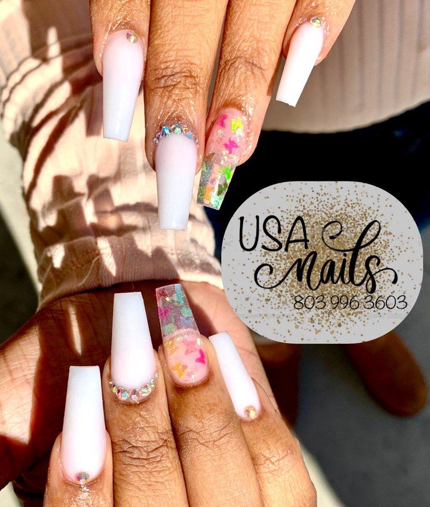 USA Nails: 726 W Main St, Lexington, SC