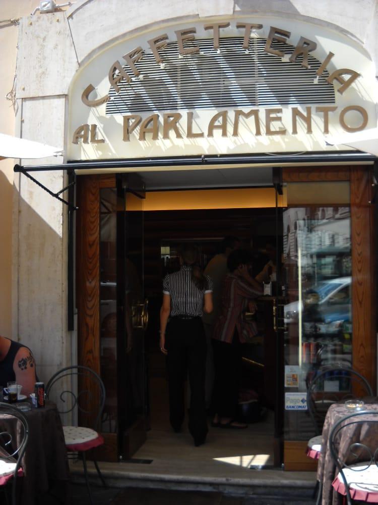 Caffetteria del parlamento 10 foto gastronomia for Roma parlamento