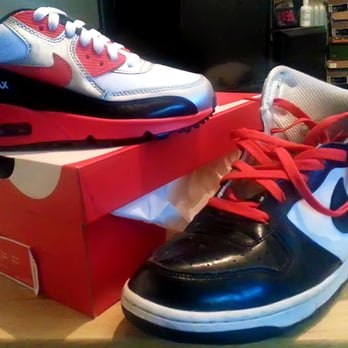 e3e8cf136f Photo of Young's Sneaker City - Philadelphia, PA, United States. matching  kicks for