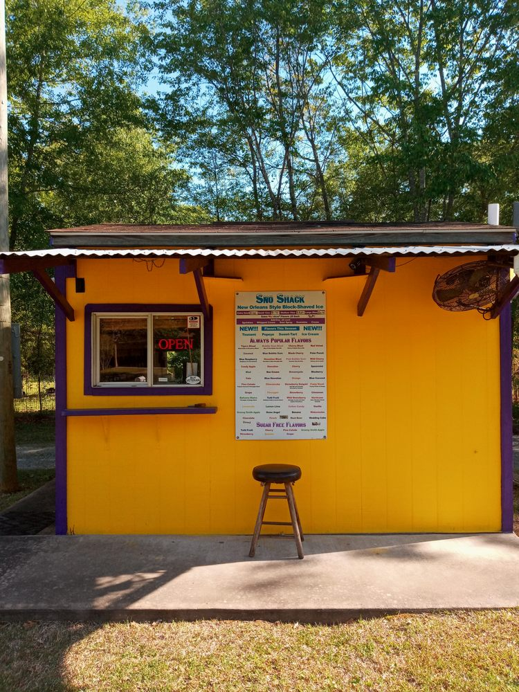 Sno Shack Shaved Ice: 10425 Shannon Hills Dr, Shannon Hills, AR
