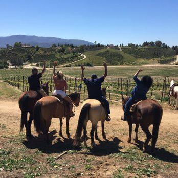 horse riding tour guide jobs