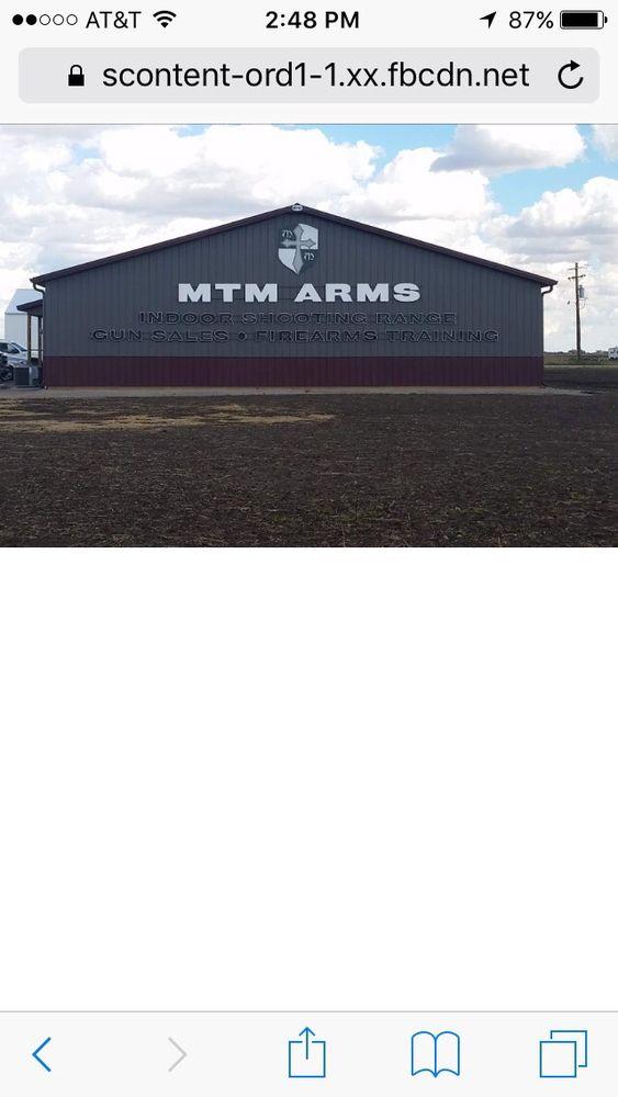 MTM Arms: 1001 High Prairie Dr, Athens, IL