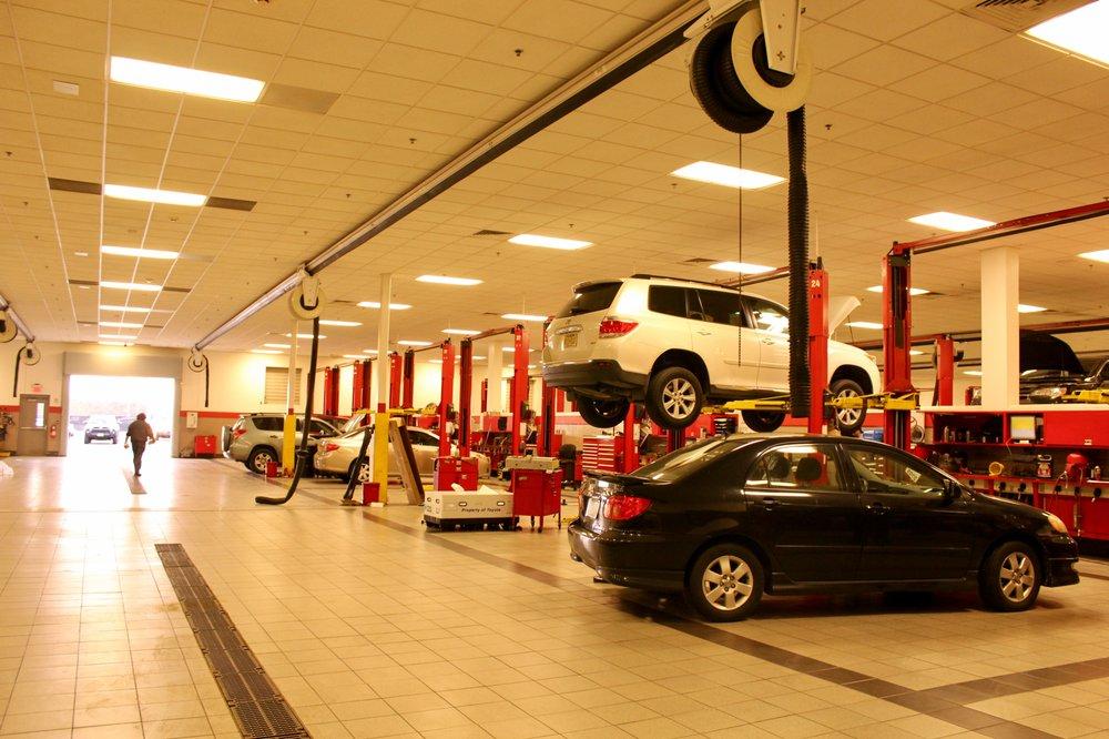 Hudson Toyota - (New) 78 Photos & 195 Reviews - Auto Repair