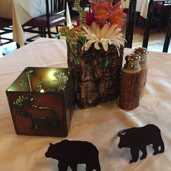 Photo Of Jenny Lake Lodge Dining Room   Moran, WY, United States Part 31