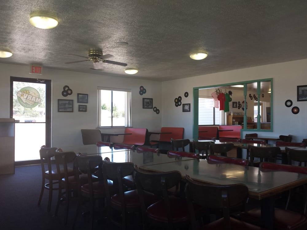 Marv's Drive Inn: 490 W Main St, Enterprise, UT