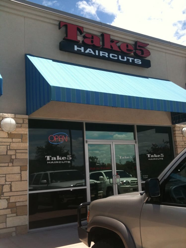 Take 5 Haircuts 15 Reviews Hair Salons 1050 N Lakeline Blvd