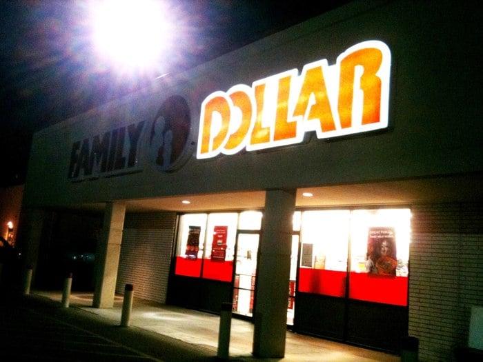 Family Dollar Stores: 1303 N Taylor Ave, Garden City, KS
