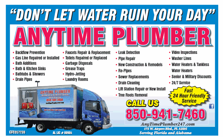 Hire A Qualified Plumber Near Atmore Al 36502 Get Free