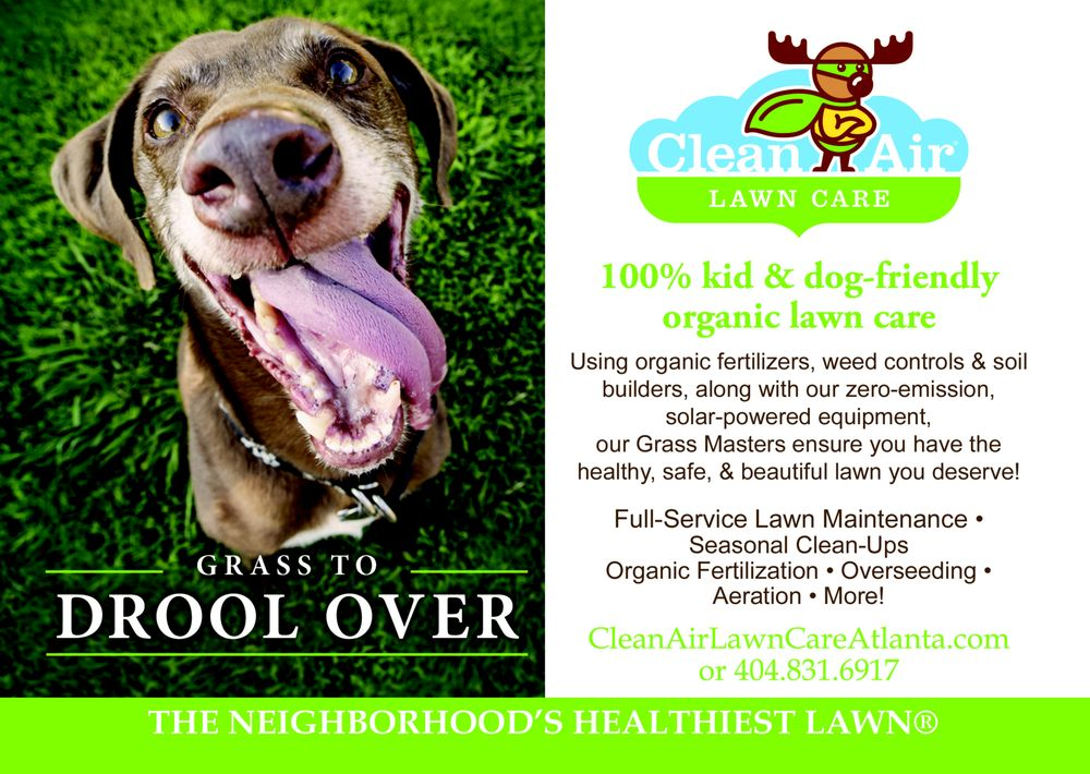 Clean Air Lawn Care - Atlanta