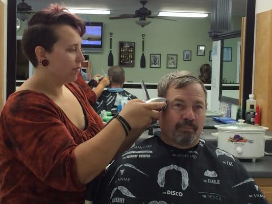 White Oak Barber Shop 75 Balsam Rd Jacksonville Nc Barbers Mapquest