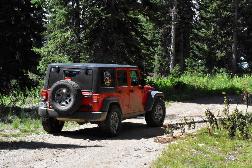 Steamboat Jeep Rentals: 1850 Lincoln Ave, Steamboat Springs, CO