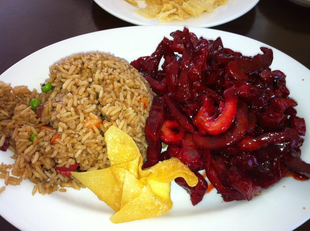 Boneless Spare Ribs With Pork Fried Rice Yelp