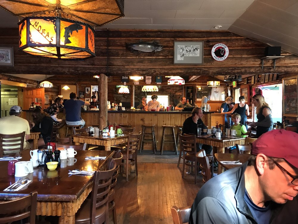 Nora's Fish Creek A Great Place in Jackson Hole, Wyoming
