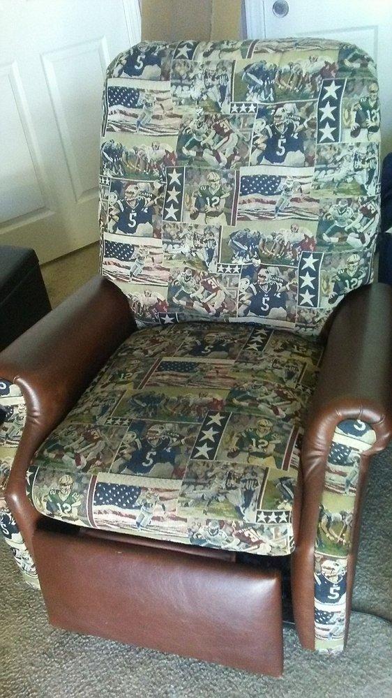 Alfred Burke Upholstery