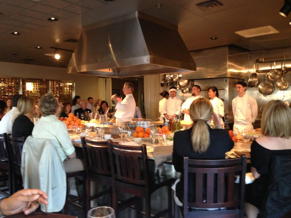Act I Chef Randall Introduces Himself Talks About What 39 S Coming Brace Yerself Yelp