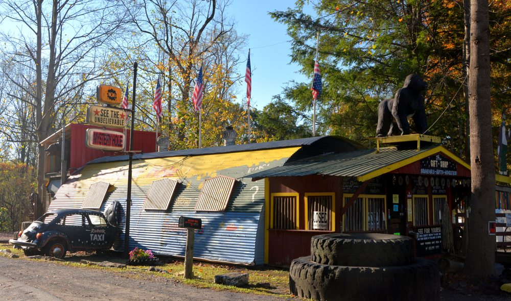 The Mystery Hole: 16724 Midland Trl, Ansted, WV