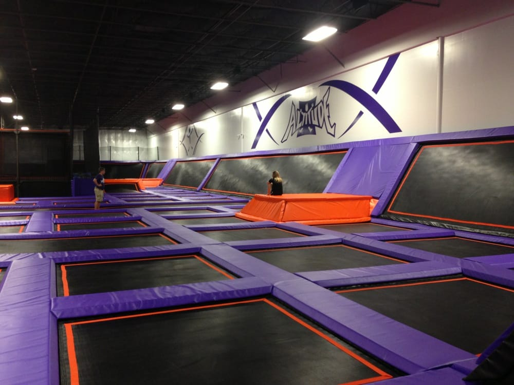 Photo Of Altitude Trampoline Park