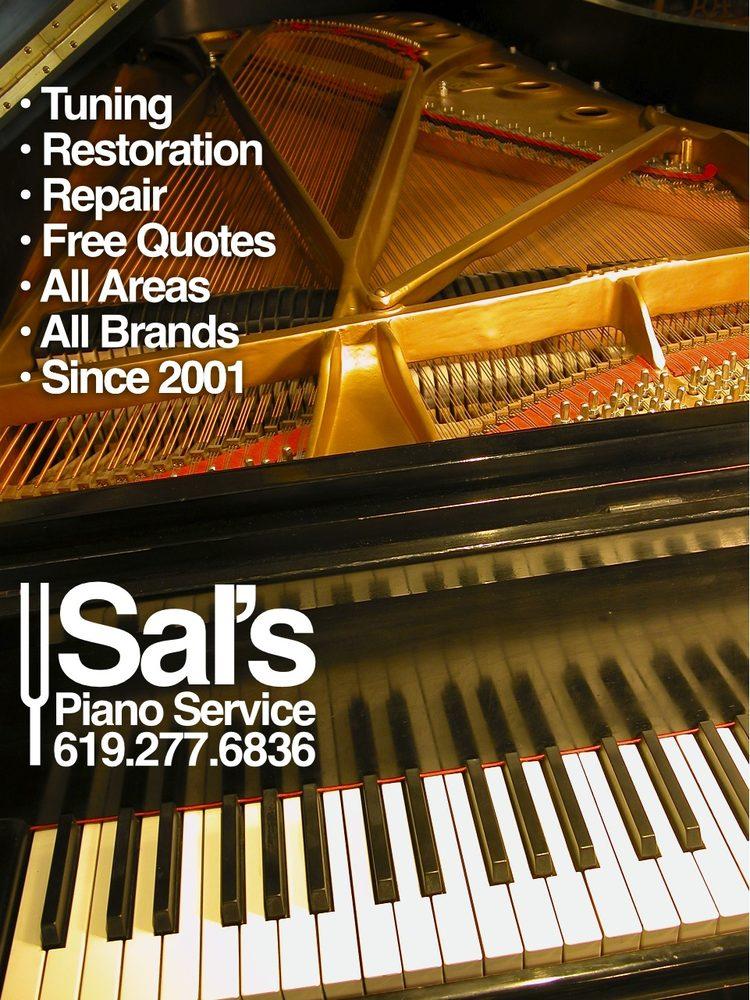Sal's Piano Service