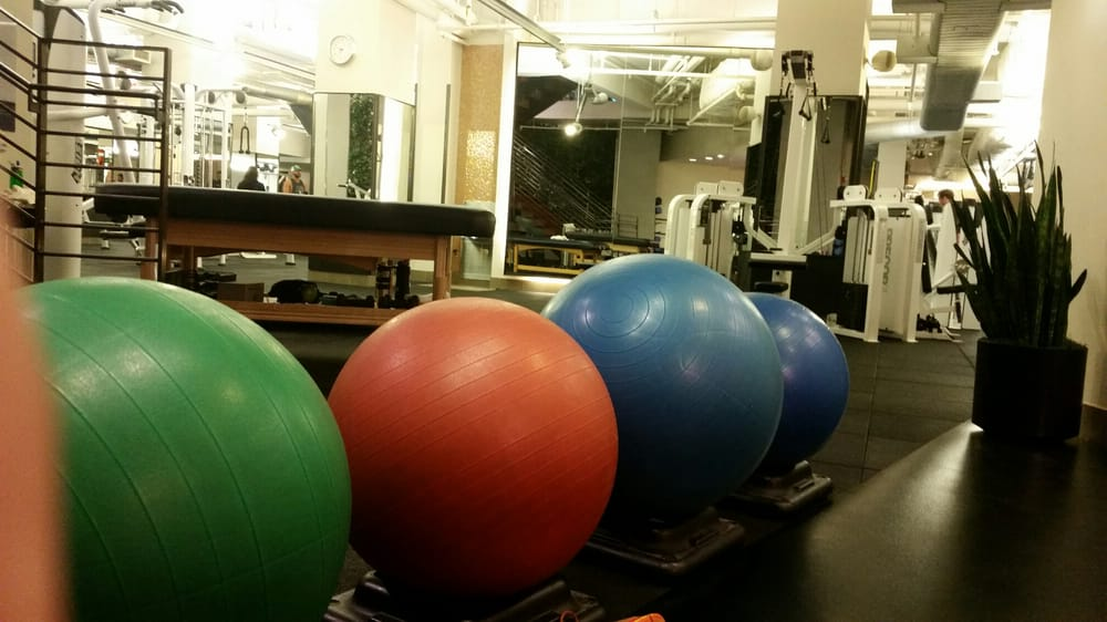 Balls fun gyms are good has steam room yelp