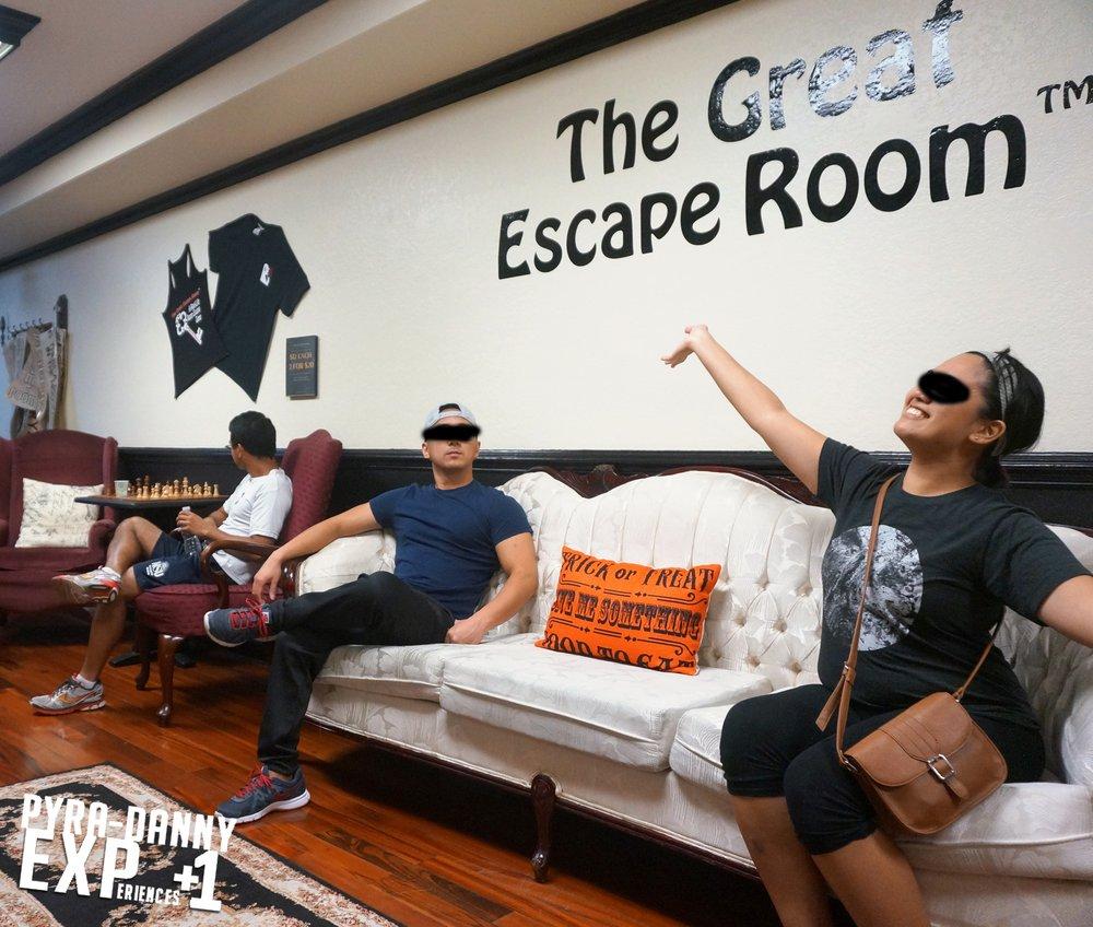 The Great Escape Room: 23 S Magnolia Ave, Orlando, FL