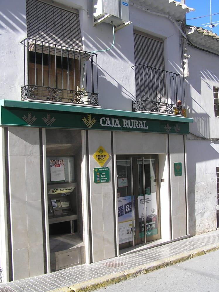 Caja rural de granada calle padre manjon 6 galera for Caja rural de granada oficinas