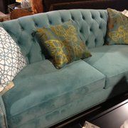 Photo Of Wickmans Furniture Agoura Hills Ca United States Tufted Sofa Display