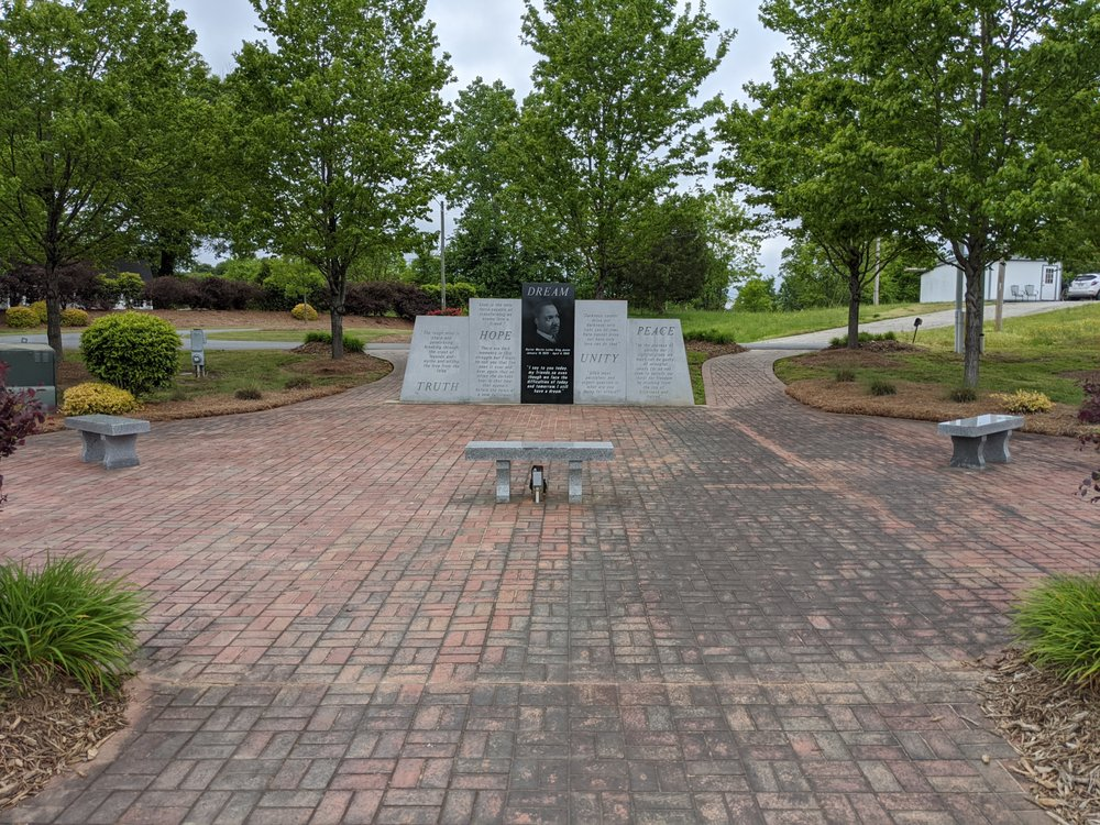 Martin Luther King: 19 Cascade Dr NW, Concord, NC