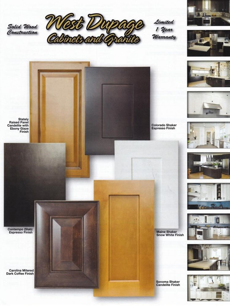 West DuPage Cabinets and Granite: 143 S Batavia Ave, Batavia, IL