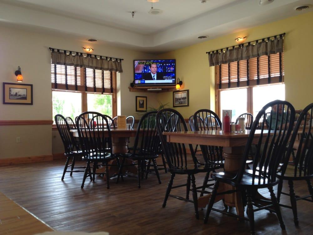 Railyard Restaurant: 200 Depot St, Elkins, WV