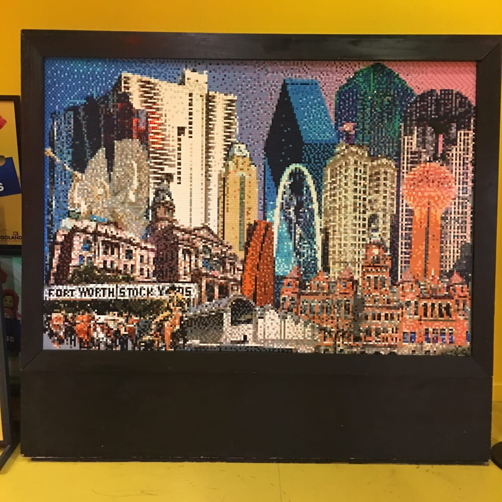 Photos For The Lego Store