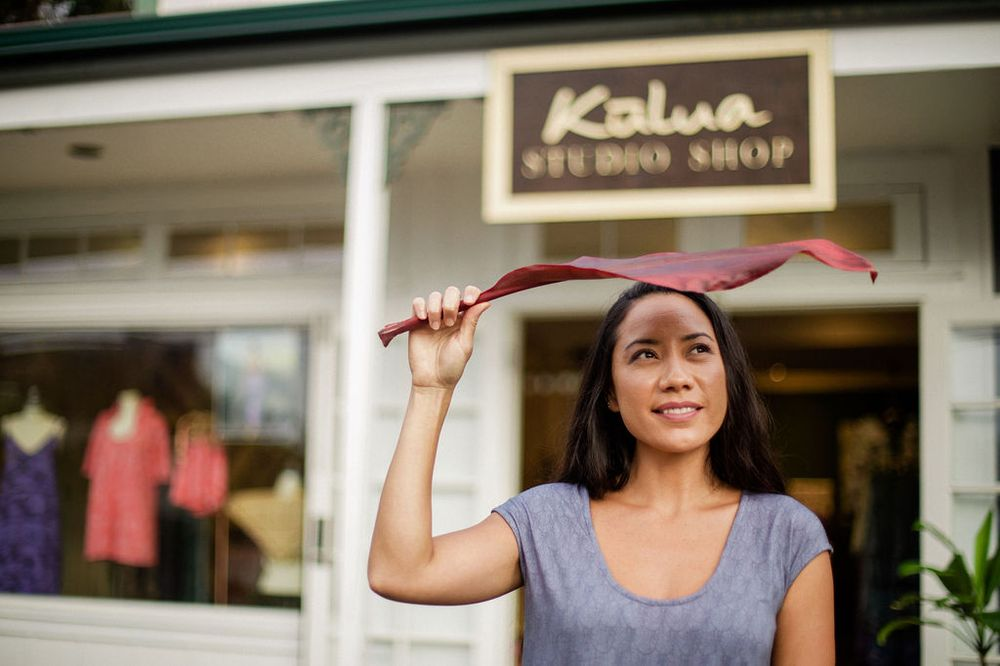 Kūlua Studio Shop: 1156 Makawao Ave, Makawao, HI
