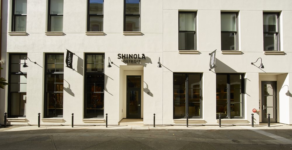 Shinola: 53 Hotaling, San Francisco, CA