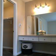 ... Photo Of El Patio Apartments   Orange, CA, United States. Vanity/left  ...