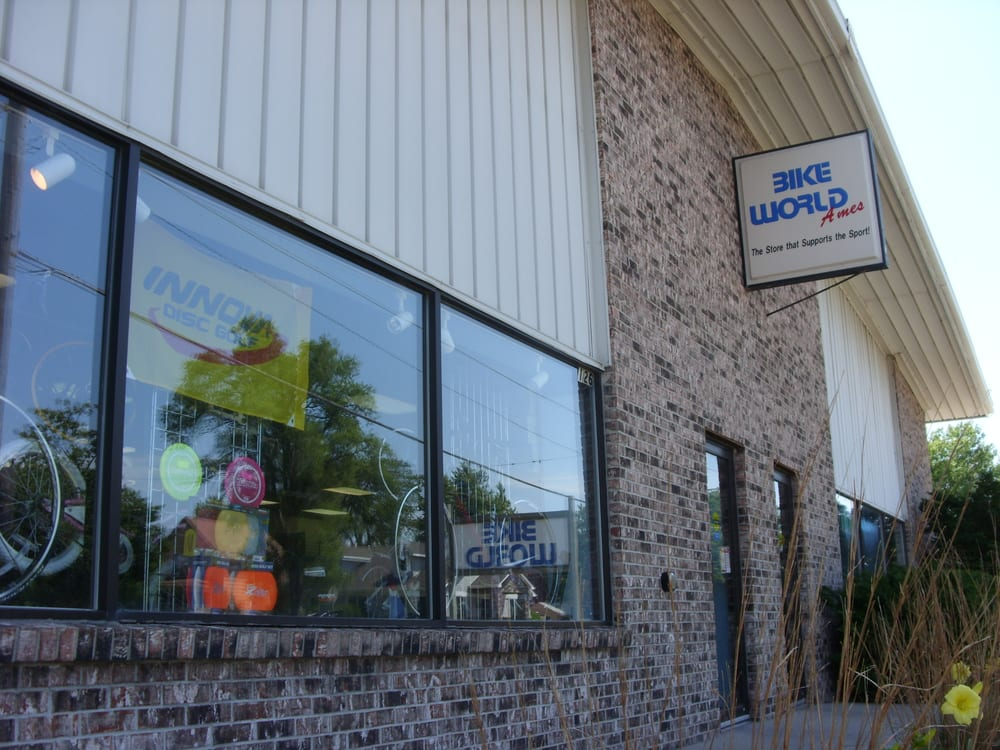 Photo of Bike World: Ames, IA