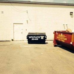 Upstate Dumpsters - Dumpster Rental - 3984 Lewis Rd