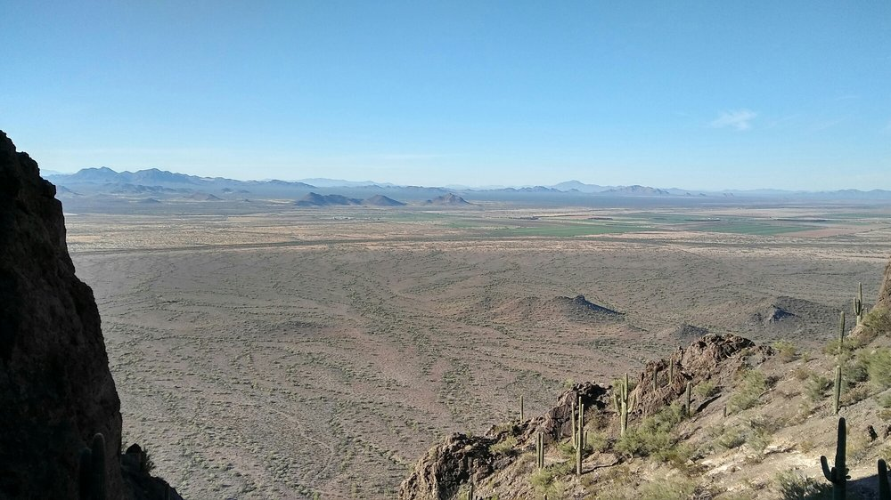 Picacho Peak State Park: Exit 219 Off The I-10, Picacho, AZ