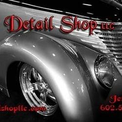 The Detail Shop >> The Detail Shop Valeting 390 W Kings Ave Phoenix Az