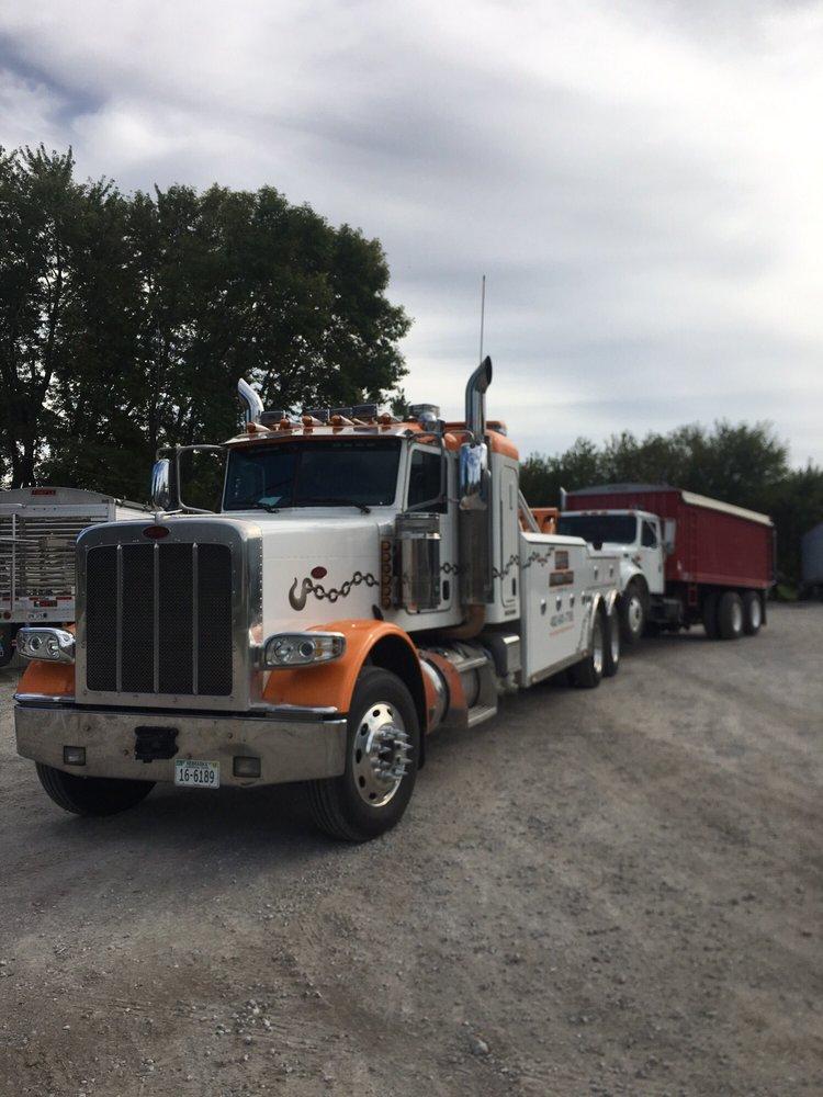 Towing business in Columbus, NE