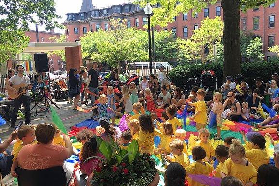 Little Groove: Boston, MA
