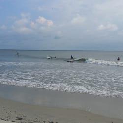 Photo Of Tybee Surf Lessons Island Ga United States Brad On