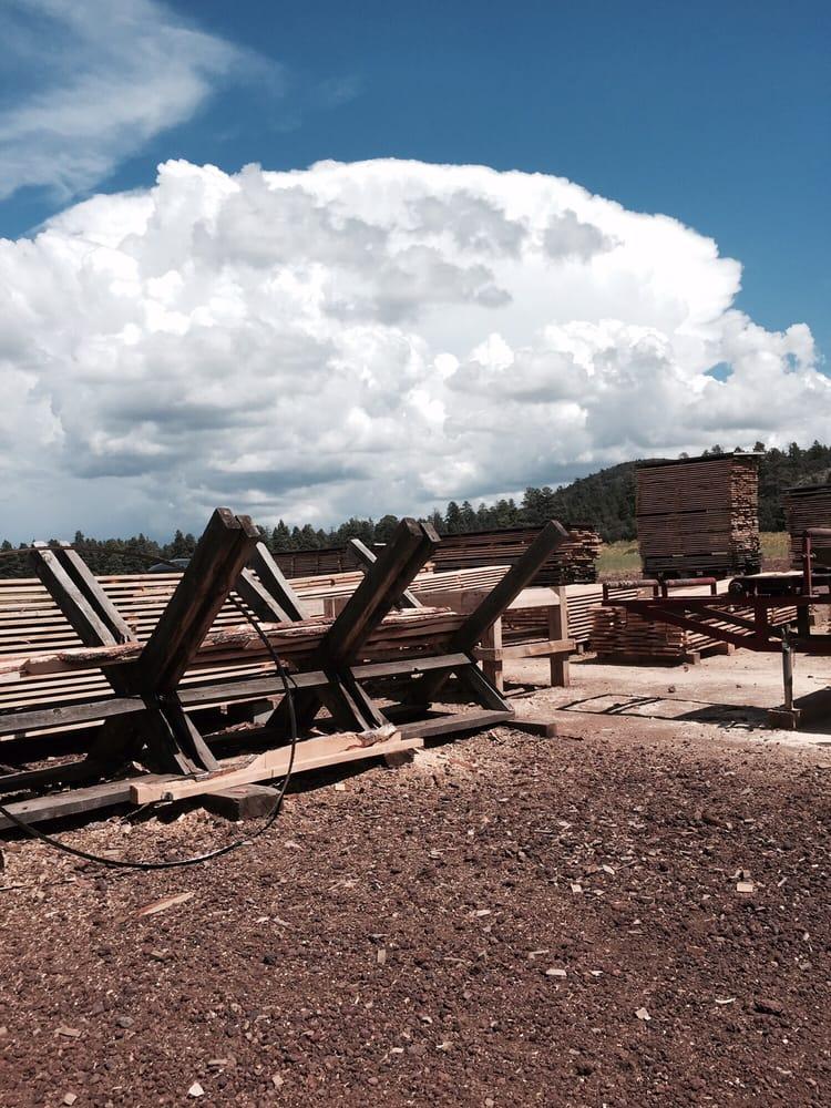 A P sawmill & Lumber Products: 6500 E Highway 66, Flagstaff, AZ