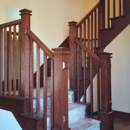 High Quality Photo Of K Pinson Stairs   Murrieta, CA, United States. Craftsman Style  Taircase