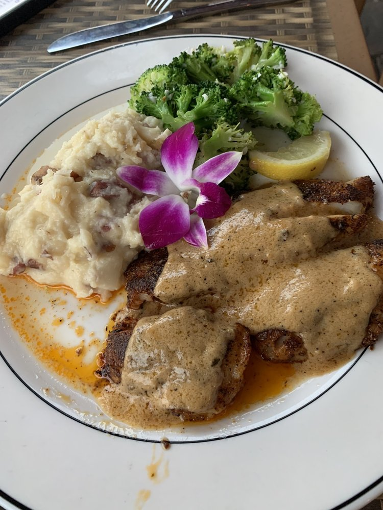 Monkfish Bar and Grill: 2 Point Rd, Ocean Township, NJ