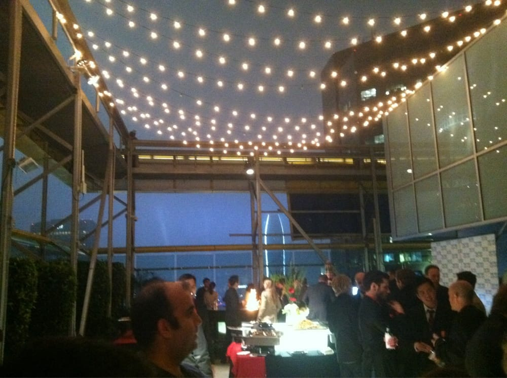 Roof Top Party Hosted By The Building 3 Times A Month Yelp