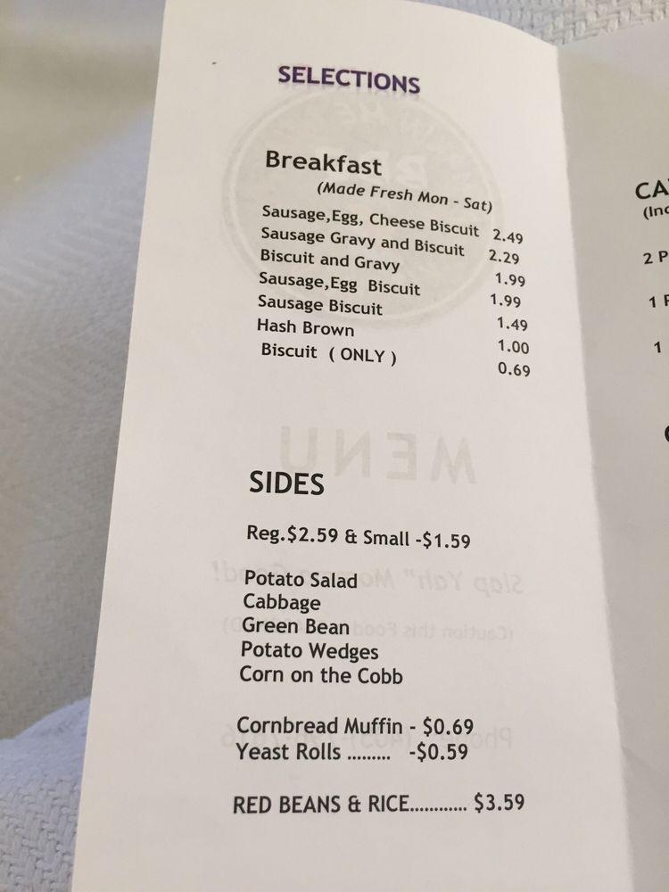 Ja' Makin Me Hungry: 8002 NE 36th St, Spencer, OK
