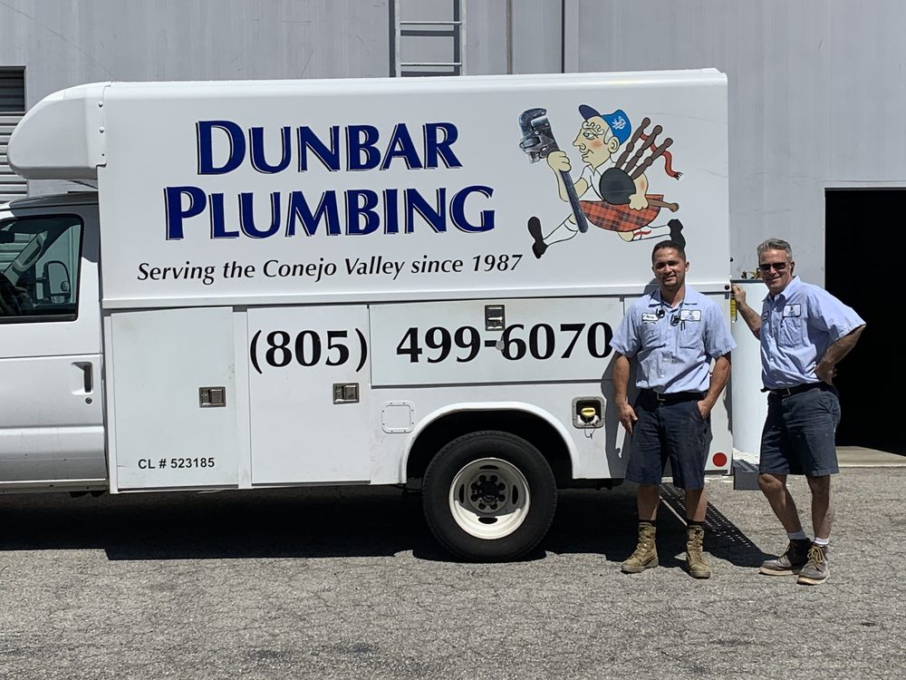 Dunbar Plumbing: 801 Mitchell Rd, Newbury Park, CA