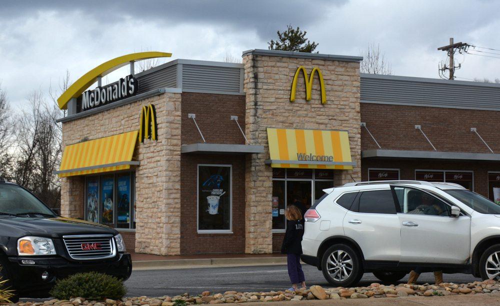 Fast Food In Morganton Nc