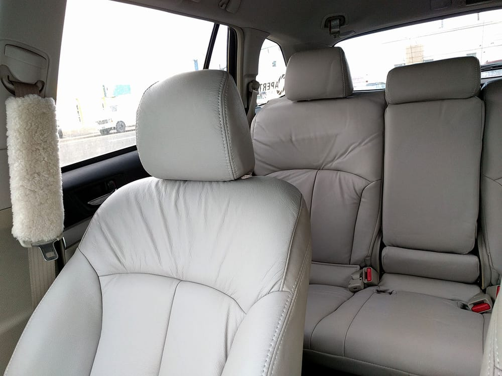 Photo Of Auto Trim Specialists Denver Co United States The Leather Is