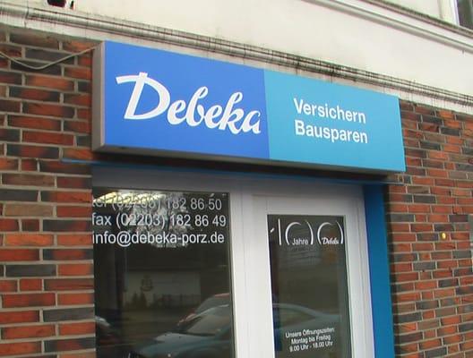 Debeka Versicherung Local Services Heidestr 236 Wahnheide