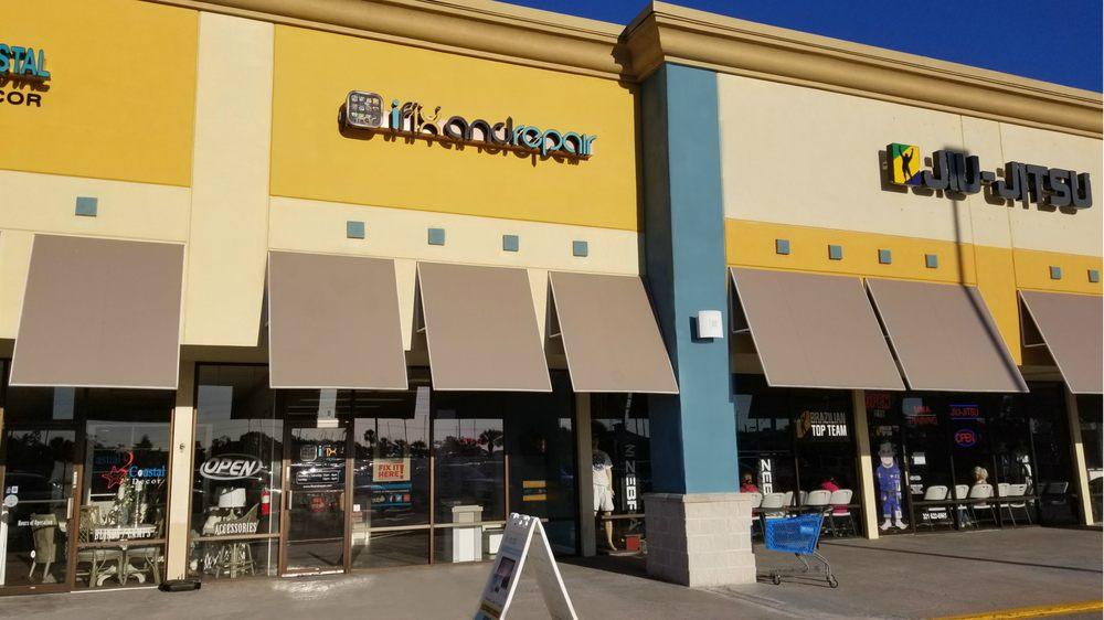 iFixandRepair: 562 E Eau Gallie Blvd, Satellite Beach, FL